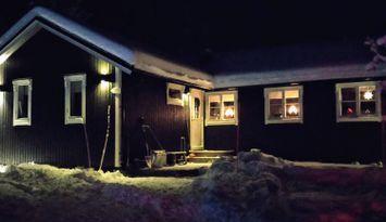 Mysig fjällstuga i Vargen, Vemdalsskalet.