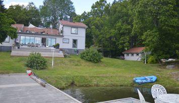 Villa Eriksberg Gustavsberg designvilla sandstrand