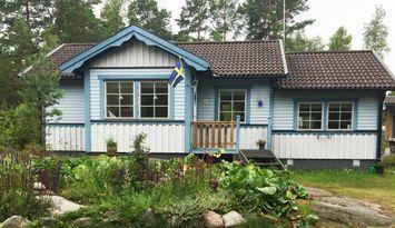Ferienhaus am Strand in Väddö, Norrtälje