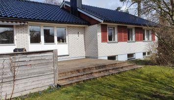 Strandnära villa i Söndrum( Halland)