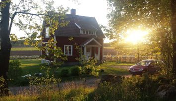 Lilla Huset i utkanten av byn