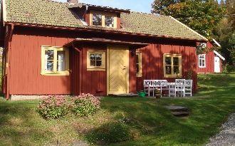 Bo naturskönt intill Östersjön i Dalsland