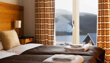 Tottbacken Mountain house, apartment 302, 4 beds