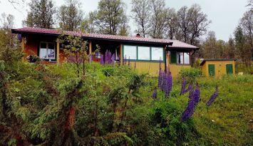A cozy cottage on Tänndalsvallen!