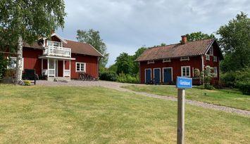 Gårdshus vid Rinkeby Gård