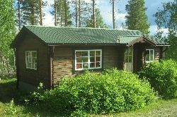 Kattisavanstugan - cozy cottage near the river - V