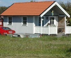 Stuga på Öland nära havet mellan Löttorp o Böda