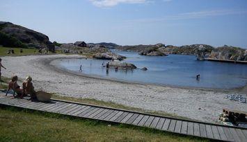 Västkusten - nybyggt havsnära skärgårdsboende