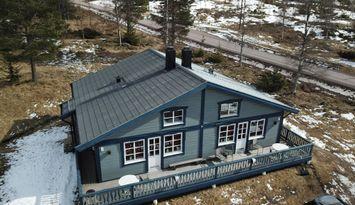 Urlaub in den Schwedischen Bergen