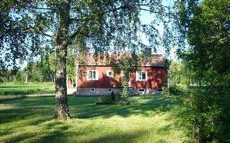 Ferienhaus auf dem Lande am Slätbaken