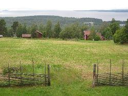 Kleines, traditionales Haus nahe Vidablick