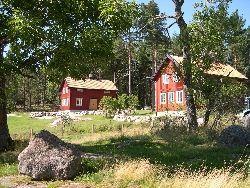Skärgårdsliv vid lantgård - Wäringsö - Norrtälje