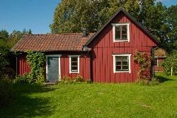 Cottage near lake, calm area without car traffic - 5 beds in Kristdala, Oskarshamn, Vimmerby
