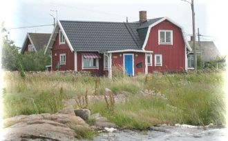 Charming holiday house on the island Ungskär
