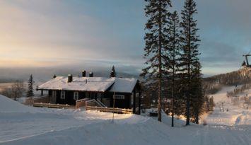 Björnbergshyllan 9A, ski in- ski out i Åre Sadeln