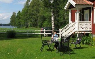 Ferienhaus Lillstugan Prosttorp