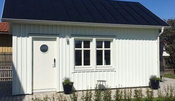 Litet hus nära havet och Hönö Klåva!