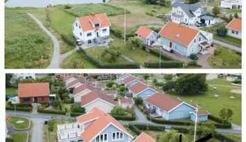 Mysig stuga/Ateljé med havsutsikt på Donsö