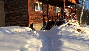 Genuin stuga i Tänndalen nära Svansjöliften
