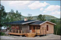 Tänndalen Ferienhaus SKARVSTUGAN Berghütte