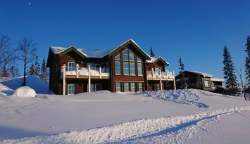 Åre - Cosy and luxury apartment in the mountain