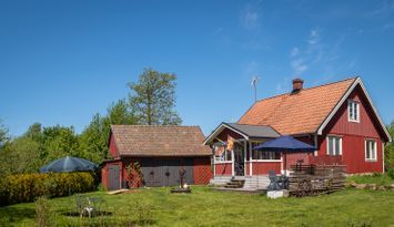 Ferienhaus Annorlunda Stuga in Tockarp,Örkelljunga