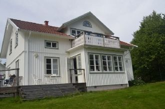 Beautiful coast house with a magnificent sea view! - 10 + 1 beds in Orust, Krogane - Västra Götalands län