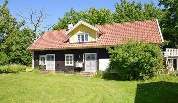Mysigt hus på norra Öland - Brygghuset
