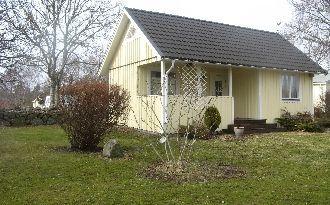 Hofhaus in Meeresnähe auf Hasslö im Schärengarten