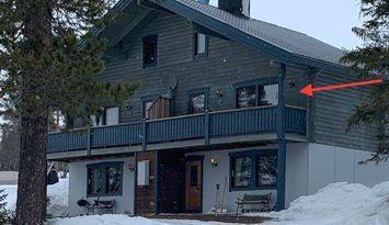 Fin lägenhet nära till slalombacken Grövelfjäll