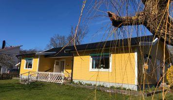 Charmigt hus i Björkhagen på Bjärehalvön
