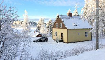 Hus i Kåbdalis