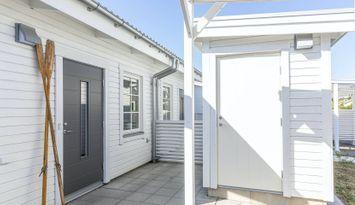 Fräscht radhus i Mörbylånga, Öland