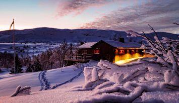 Alméns Ski Lodge Åre/Ullådalen