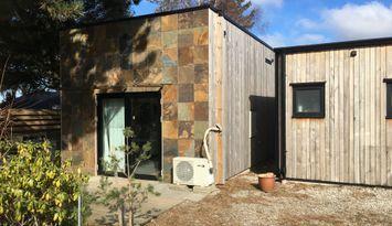 Gästhus i Räng Sand, Höllviken