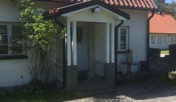 Kleines Hofhaus bei Sjuströmmar, Slite, Gotland