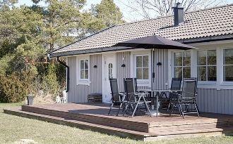 Fräscht Fritidshus uthyres Öland, Östra greda