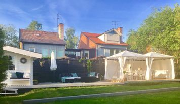 Nice house in old Sigtuna,6 bedroom Airport close