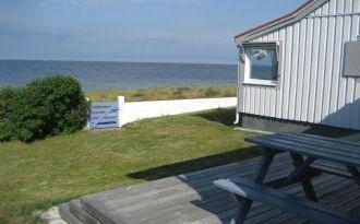 Nice cottage in Strandbaden by the sea at Öresund
