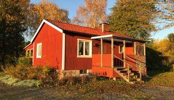 Stuga lantligt i Uppsala - nära city och E4:an