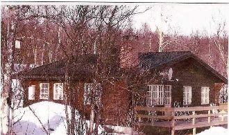 Holzhütte, 76 m2, große Terrasse in Südlage