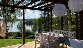 Sommerhaus am See Sommen