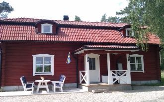 Countryhouse 1 hour from Stockholm 100M to the Sea