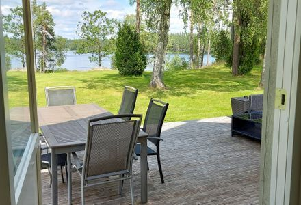 Beautiful house with own beach 70 meter from lake - 5 + 1 bedden in Vetlanda, Eksjö, Nässjö, Sävsjö, Småland, Högland - Jönköpings län