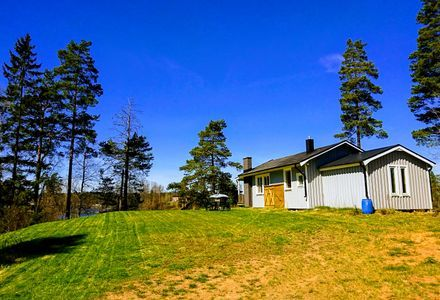 Lovely cottage by a lake with unspoiled location - 8 + 2 beds in Jönköping, Taberg - Jönköpings län