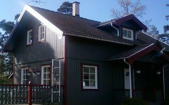 Tofta Süd, ein 1 1/2-plans Villa