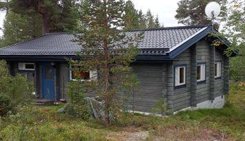 Trevlig fjällstuga i Björnliden/Grövelsjön