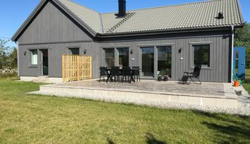 Modern villa i Södvik, Öland