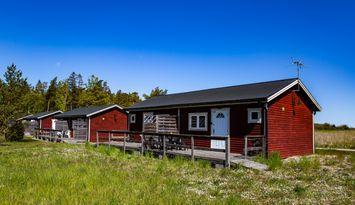 Fina stugor vid Tofta, Gotland