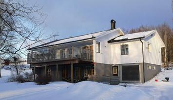 Lägenhet i naturnära område 12 min från Åre
